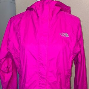 The North Face lightweight Rain jacket